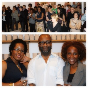 Me, Theaster Gates and Reny
