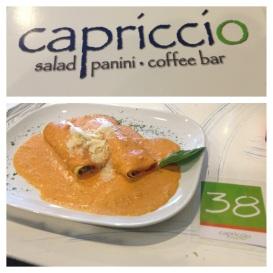 Cannelloni di Spinaci e Ricotta