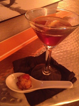 Chivas Regal 1801 Club - Yummy Drinks and Yummier Bites