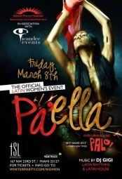 Friday Night Paella
