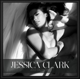 12 months of Jessica Clark... Thank you! Officialjessicaclark.com