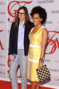 Jenna and Solange *swoon*