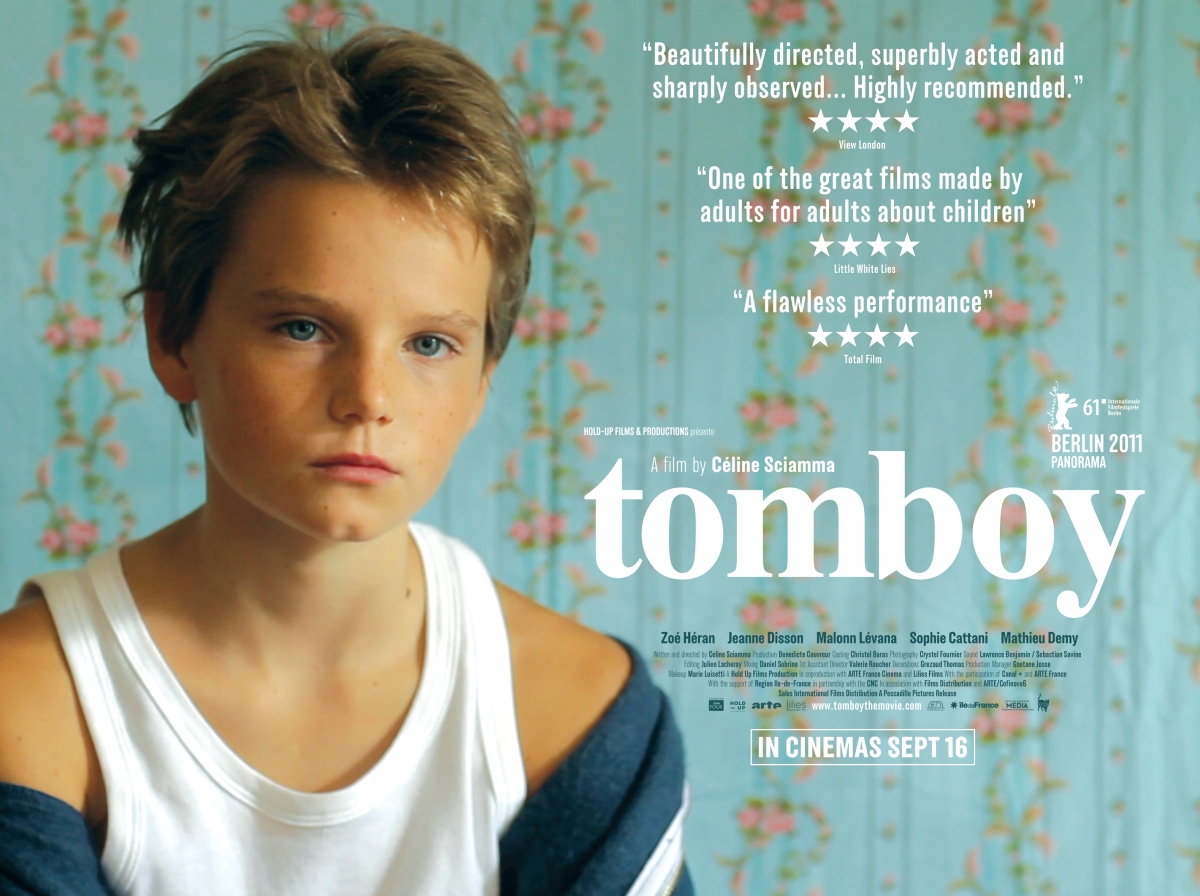 Super Gay Movie Review of the Week: Tomboy