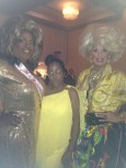 Hi Ladies. The lovely Tiffany Fantasia and the legendary Elaine Lancaster