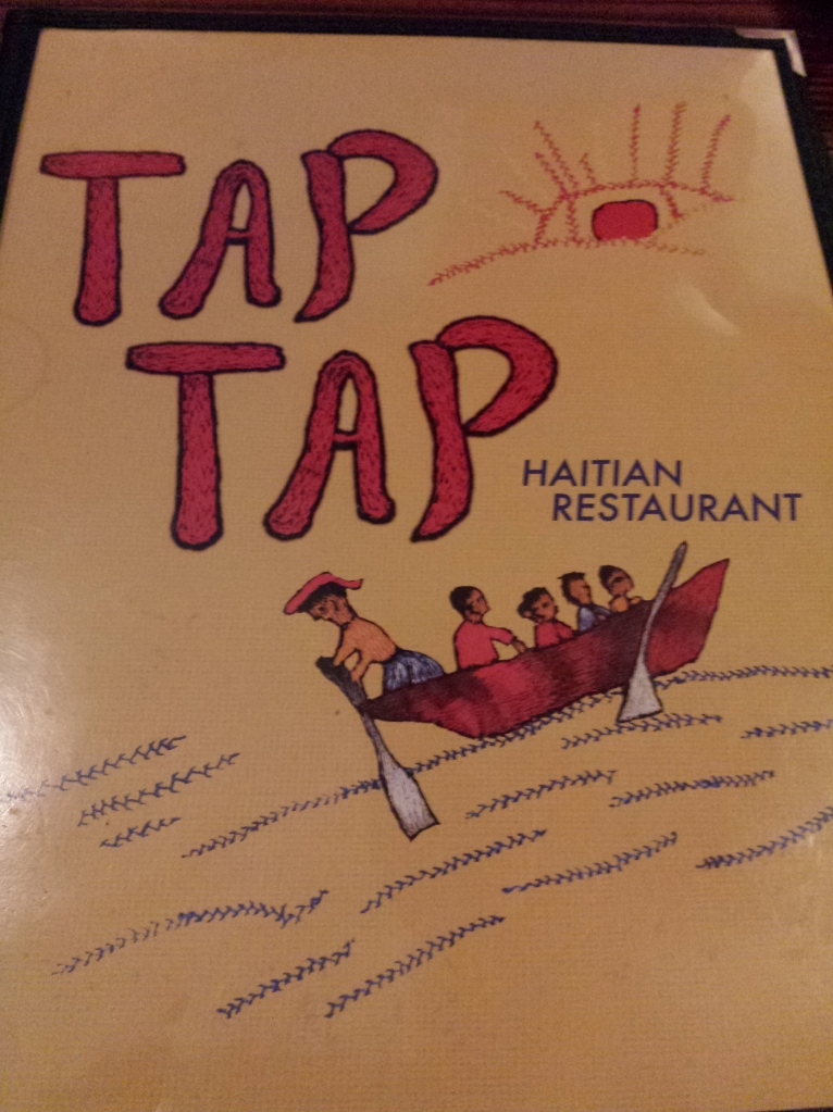 Do We Love It: Tap Tap Haitian Restaurant