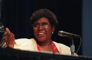 barbara jordan the first african american woman