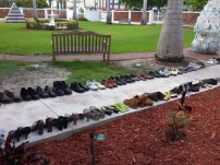 Your gently worn shoes can be someone's lifeline #BlackGirlsServe