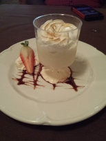 RICE PUDDING MOUSSE