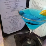 THE OCEANNAIRE Signature Martini