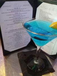 THE OCEANNAIRE Signature Martini