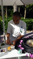 Chef Andres Marez - DiLido Beach Club - Ritz Carlton Miami