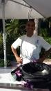 Chef Andres Marez of DiLido Beach Club - Ritz Carlton Miami