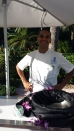 Chef Andres Marez of DiLido Beach Club - Ritz Carlton Miami