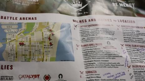 #Battledish Miami Map