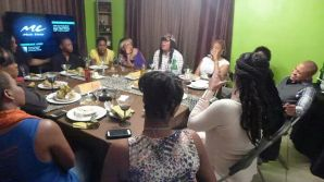#LOC Lesbians of Color Dinner Club Series Kickoff