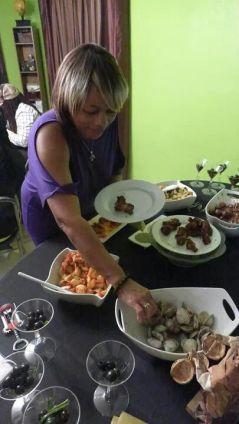 #LOC Lesbians of Color Dinner Club Series Kickoff