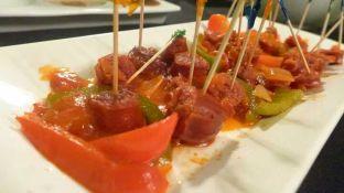 #LOC Dinner Club Series Kickoff - The Food/Drinks