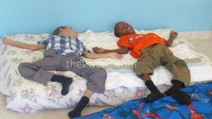 Abandoned Children of Hogar Immanuel