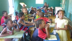 Local School Children of Puerta Plata