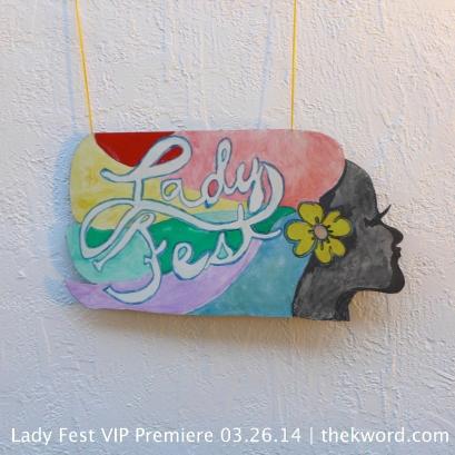 LadyFest Miami VIP Premiere Reception