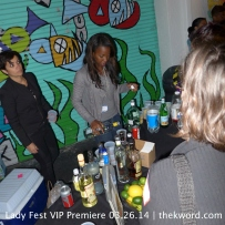 LadyFest Miami VIP Premiere Reception