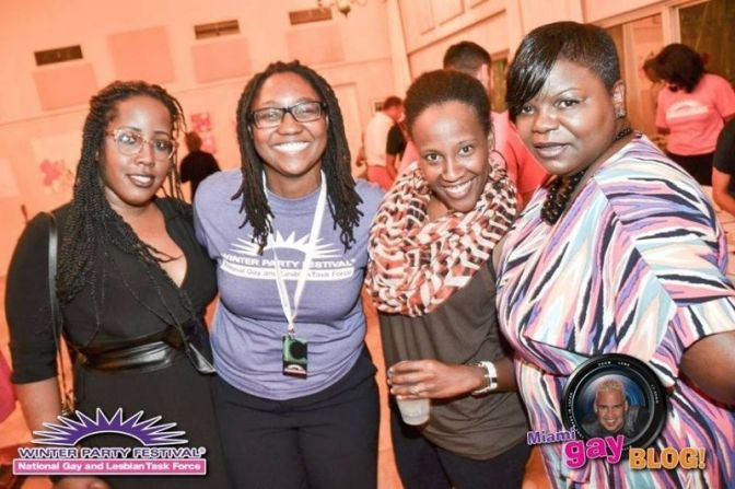 Her Winter Party 2014 - Artscape - #HerWPF14