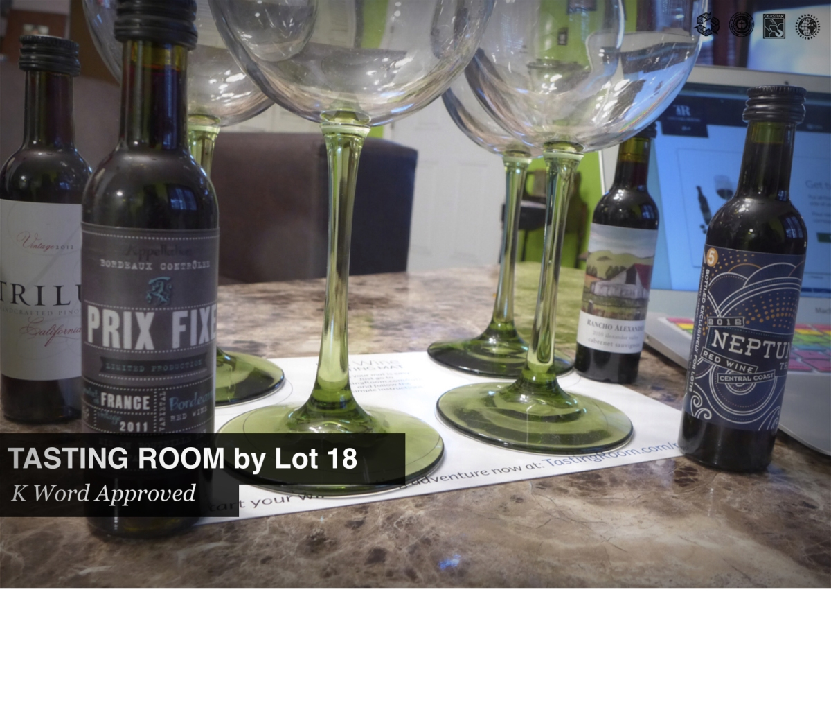 KWord Approved: Tasting Room by Lot18