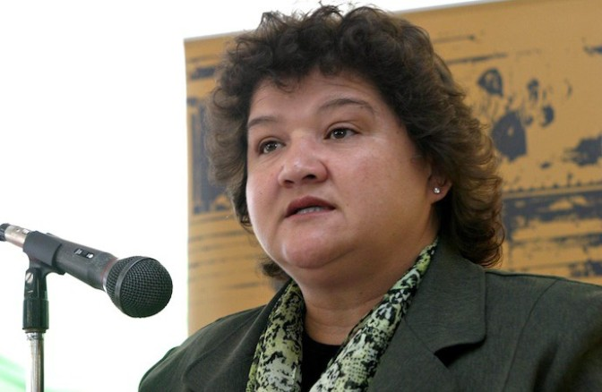 Something Like A Super Lesbian: Lynne Brown