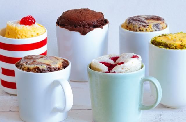 Let Them Eat Cake! Mug Cake Recipe — Guest post by the amazing Chef @creole26