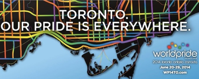 The KWord Guide to #WorldPride hosted by @PrideToronto