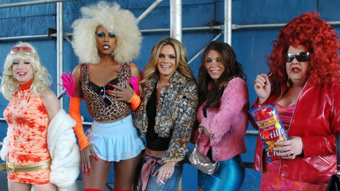 Super Gay Movie Review: Starrbooty — starring @RuPaul