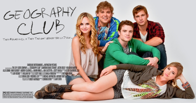 Super Gay Movie Review: Geography Club