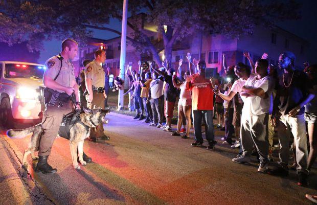 Untitled #MikeBrown #Ferguson