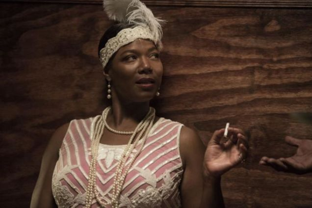 Queen Latifah stars in HBO's Bessie Smith Biopic