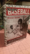 Negro Baseball League Inspiried - SOLD