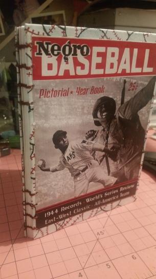 Negro Baseball League Inspiried - SOLD
