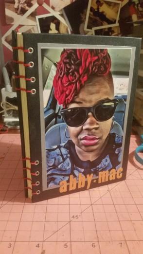Abby Mac - Self Portrait - SOLD