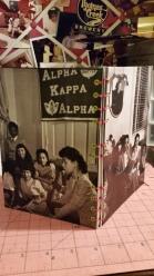 Vintage Alpha Kappa Alpha - SOLD