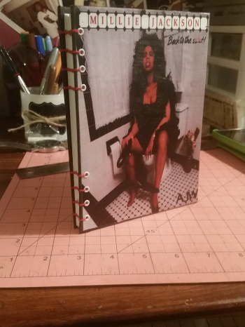 Millie Jackson Record Cover - SOLD