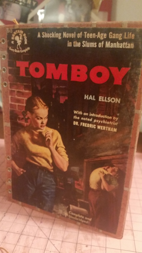 Pulp FIction - Tomboy