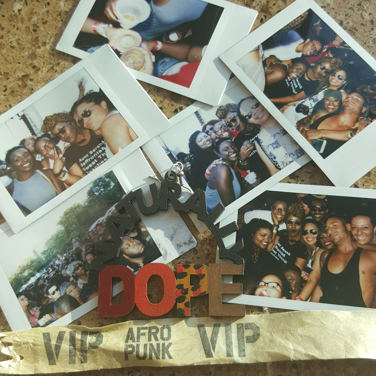 KTravel: Solo Trip to #AfroPunk... The Great, The More Great, and the Well....