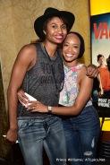 Aww black lesbian love